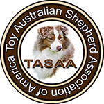 Toy Australian Shepherd Association of America (TASAA)